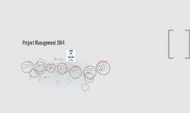 Project Management 2014