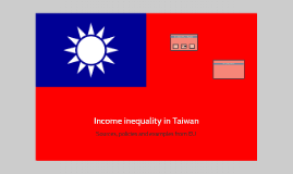 Income inequality in Taiwan