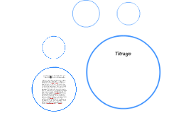 Titrage
