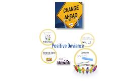 Positive Deviance Approach