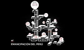 EMANCIPACIÓN DEL PERÚ