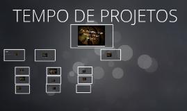 Função tempo no projeto