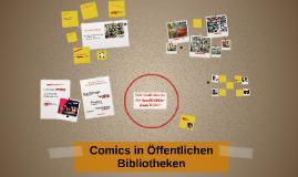 Comics in Öffentlichen Bibliotheken