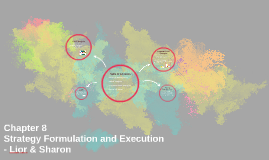 Chapter 8 - Strategy Formulation and Execution