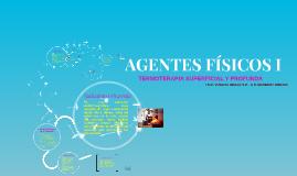 AGENTES FISICOS I