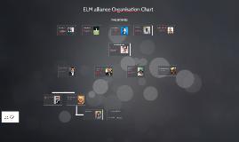 ELM alliance Organisation Chart