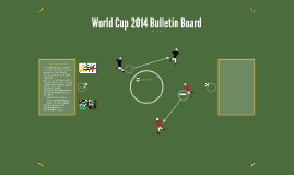 World Cup 2014 Bulletin Board