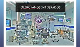 QUIROFANOS INTEGRADOS