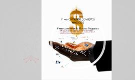 Financiamiento de Nuevos Negocios