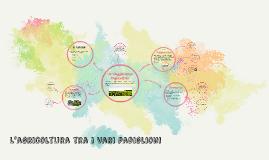Copy of L'agricoltura tra i vari padiglioni
