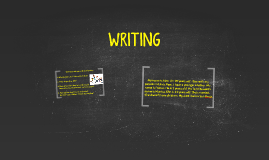 WRITING: TELL ME ABOUT YOU AND YOUR FAMILY (B02)