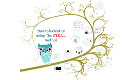 Characterization Using (S.T.E.A.L) Method