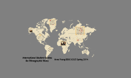 International Student Guides: