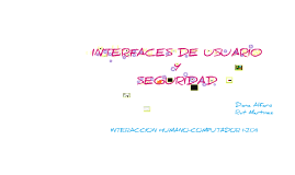 Copy of Seguridad en interfaces de usuario