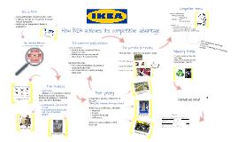 competitive advantage of ikea essay