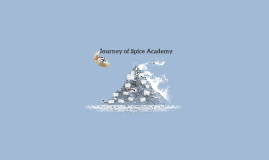 Journey of Spice