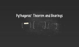 Pythagoras' Theorem and Bearings
