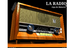 Copy of Copy of La Radio
