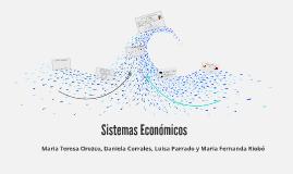 Los sistemas economicos