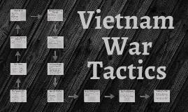 Vietnam War Tactics