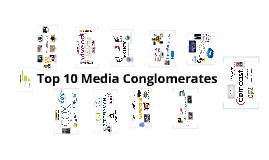 Top 10 Media Conglomerates