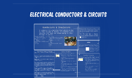 Electrical Conductors & Circuits