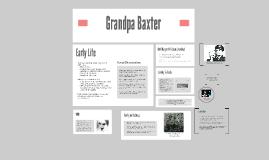 Grandpa Baxter