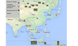 Copy of Confucianism Map