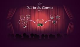 Dali in the Cinema