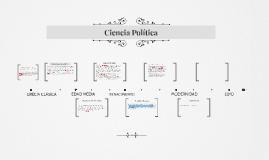 Ciencia Política: origen y evolución