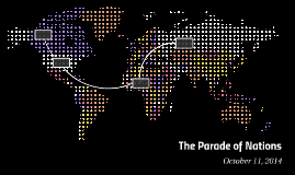 The Parade of Nations
