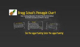 Bragg School's Pineapple Chart