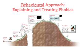 Behavioural Approach:
