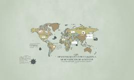 DESNUTRICION INFANTIL Y LOGISTICA DE REPARTICION DE ALIMENTO