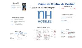 Copy of Cuadro de Mando Integral (CMI) NH Hoteles