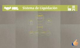 """Punto 15: """"Sistemas de Liquidación"""""""