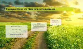 El vanguardismo y la literatura contemporanea