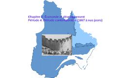 Ch.2 Économie et Développement / Période contemporaine