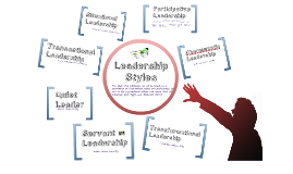 Leadership Theories and Styles