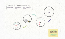 Copy of Career Talk: Culinary Arts Field