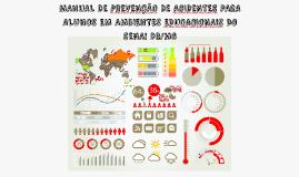 Manual de prevenção de acidentes para alunos