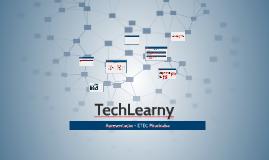TechLearny - Apresentação ETEC