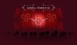 INTER: Level 4 : Units 9-12