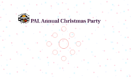 2017 PAL Christmas Party