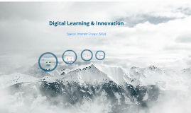 Digital Learning & Innovation