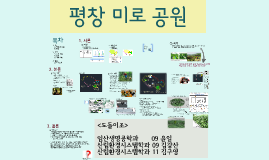 Copy of 평창 도돌이 미로