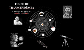 TEMPO DE TRANSCENDÊNCIA