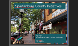 Spartanburg County Initiatives