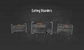 23)Eating Disorders