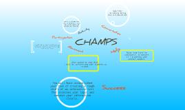 CHAMPS Prezi - Specific